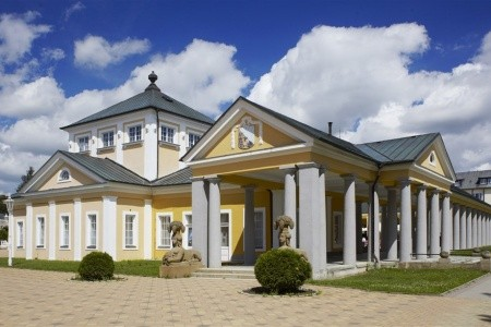 Spa & Kur Hotel Praha - v červnu