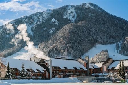 Hotel Kompas **** - Zima 20/21 - Luxusní dovolená