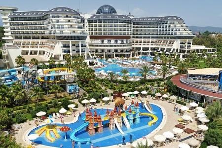 Hotel Seaden Sea Planet Resort & Spa, Turecko, Turecká riviéra