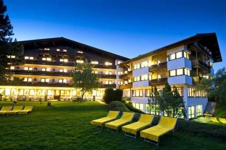 Hotel Sonnalp - Kitzbühel / Mittersill v červnu