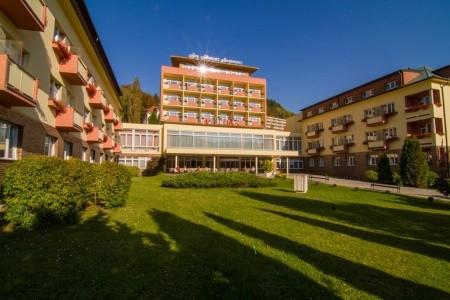 Spa Resort Sanssouci: Energie 4 Noci - Karlovy Vary v únoru