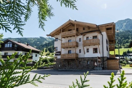 Apartmánový Dům Vaya Kaprun, Rakousko, Salcbursko