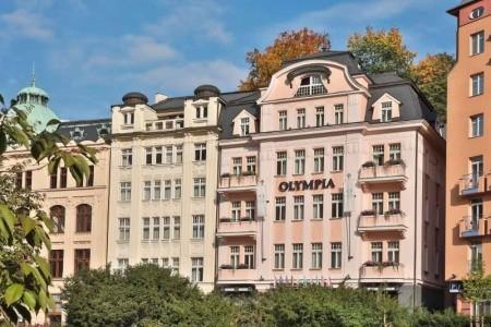Superior Spa Hotel Olympia: Ozdravný Pobyt Pro Posílení Dýchacích Cest - 7 Nocí, Česká republika, Západní Čechy