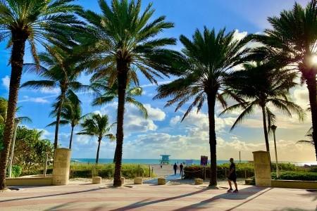 Miami Beach - Pobyt U Moře S Výlety Bez stravy