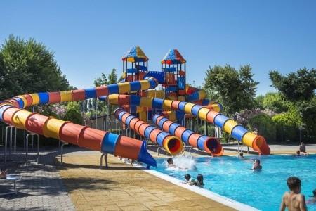 Centro Vacanze Villaggio San Francesco Caorle: Rekreační Pobyt 7 Nocí