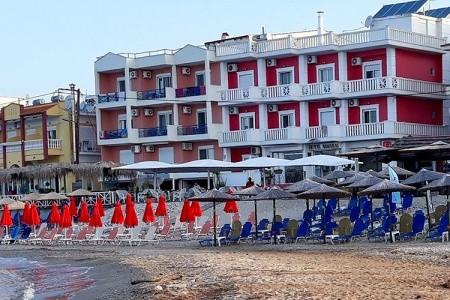Hotel Samaras Beach - Thassos - Řecko