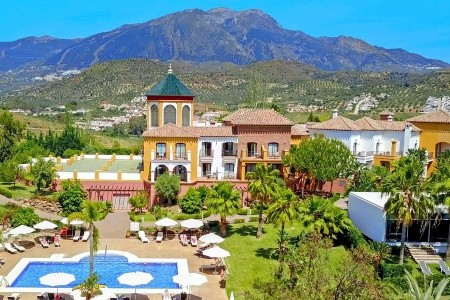 Hotel La Vinuela & Spa, Španělsko, Andalusie