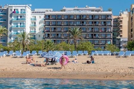 Checkin Garbi, Španělsko, Costa del Maresme