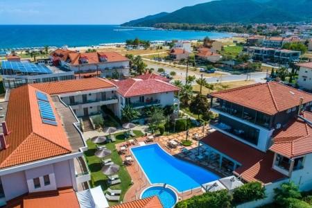 Hotel Alexander Inn (Chalkidiki, Stavros) - Kombinovaná Dopr - Chalkidiki Last Minute