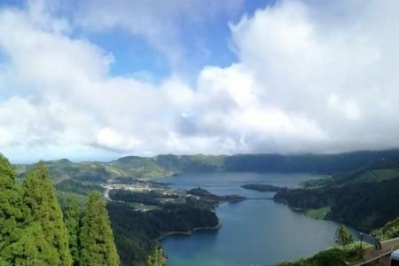 AZORY - Sao Miguel - Terceira 2021 - v září