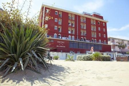 Hotel Blumen - Rimini 2021/2022 | Dovolená Rimini 2021/2022