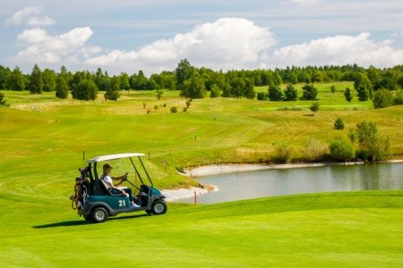 Krakow Valley Golf & Country Club 7/7 Unlimited Go - Polsko v listopadu