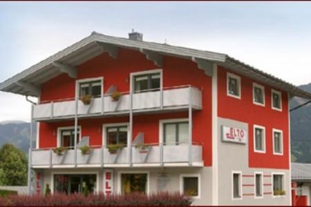 Kaprun, Apartmány Elto - Zima - Hotel