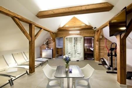 Balíček Relax A Odpočinek, Hotel Tvrz Orlice 4* - Ubytování Orlické hory