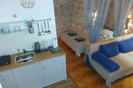 Apartmány Ivica, Chorvatsko, Baška Voda