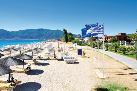 Klara Autobusem Se Snídaní, Řecko, Chalkidiki