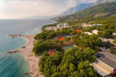 Valamar Hotel Rivijera, Chorvatsko, Makarská riviéra