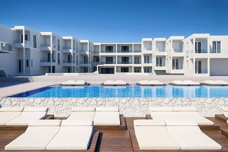 Hotel Kantouni Beach Boutique - Kalymnos - Řecko