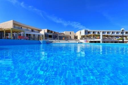 Santa Marina Beach Amoudara, Řecko, Kréta