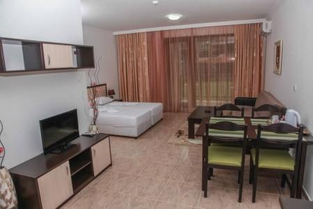 Olymp Aparthotel - Svatý Vlas - Bulharsko