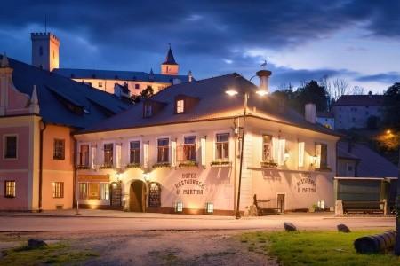 Hotel U Martina -Balíček Valentynský Pobyt - Ubytování Jižní Čechy