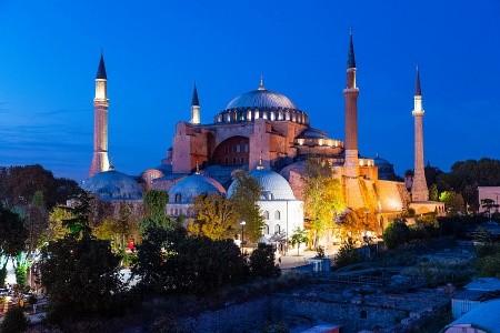 To nejlepší z Istanbulu a Ankary + ÚDOLÍ KAPPADOKIE + TURECKÉ LÁZNĚ (letecky z P