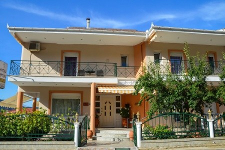 Aparthotel Vergina, Řecko, Thassos