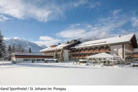 Alpenland St. Johann - Salcbursko - Rakousko
