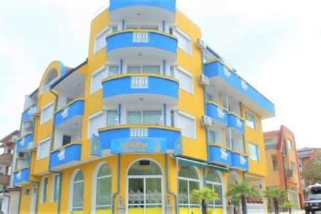 Hotel Temida, Bulharsko, Primorsko