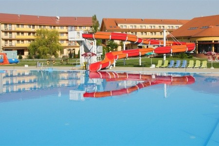 Wellness Hotel Patince - Patince - Dovolená Jižní Slovensko - Jižní Slovensko 2021