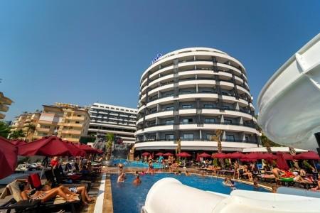 Hotel Noxinn Deluxe, Turecko, Turecká riviéra