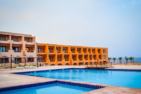 Hotel Viva Blue Resort Diving Sharm El Naga - Letecky z Prahy