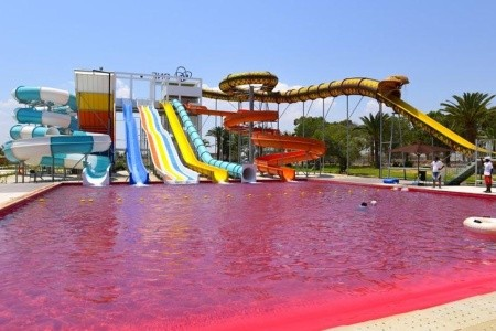 One Resort Aquapark - Tunisko letecky z Bratislavy