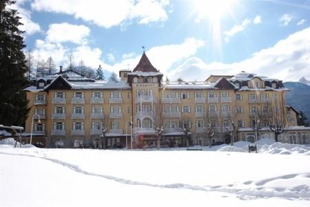 Grand Hotel Miramonti Majestic ***** - Zima 20/21 - Plná penze