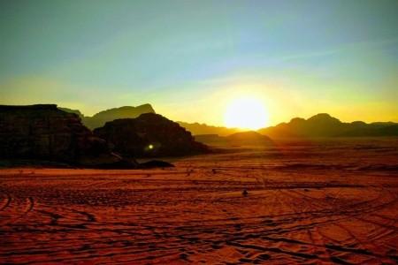 Kouzelné Jordánsko - letní dovolená u moře