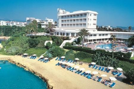 Cynthiana Beach Hotel - Kypr letecky z Bratislavy s plnou penzí - recenze