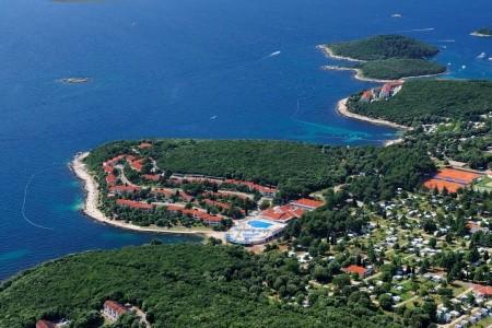 Bungalovy Chorvatsko