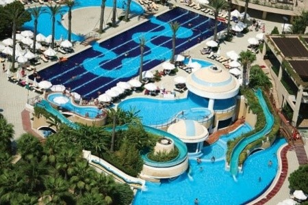 Limak Atlantis Deluxe Hotel And Resort, Turecko, Belek