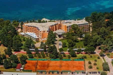 Hotel Sol Umag, Chorvatsko, Istrie