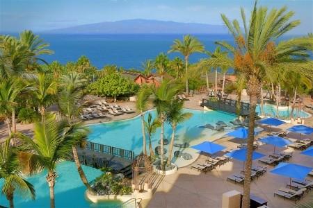 The Ritz-Carlton, Abama, Kanárské ostrovy, Tenerife