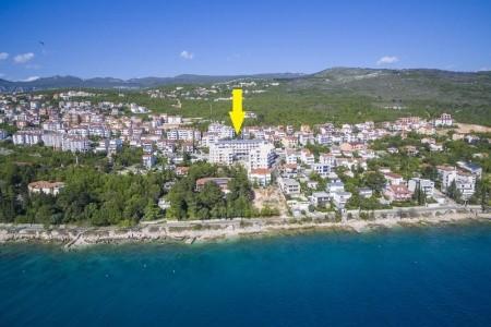 Apartmány 1355-2600 - Last Minute Crikvenica - Chorvatsko
