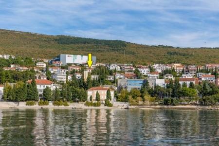 Apartmány 1355-2626 - Crikvenica - Chorvatsko
