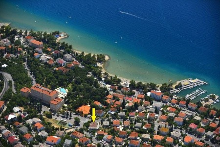 Apartmány 1355-2897 - Last Minute Crikvenica - Chorvatsko