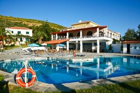 Hotel Arion - Řecko v červenci