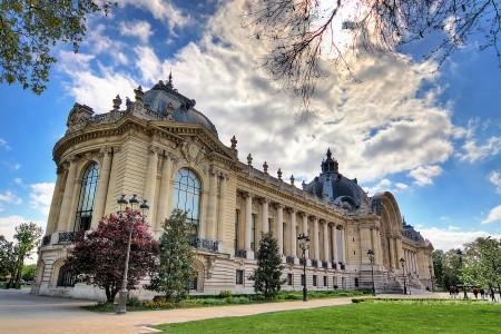 To Nejlepší Z Umělecké Paříže + Nejkrásnější Muzea (Letecky  - Francie v listopadu