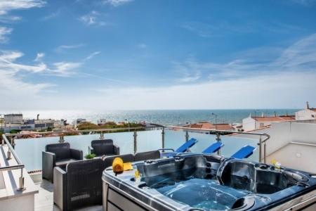 Villa Albufeira Ocean View - Algarve bez stravy v červnu