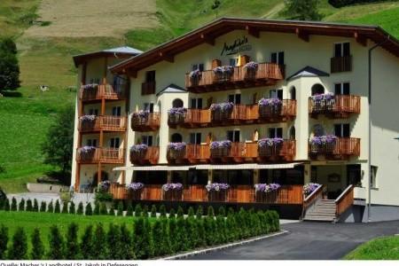Macher´s Landhotel - luxusní dovolená