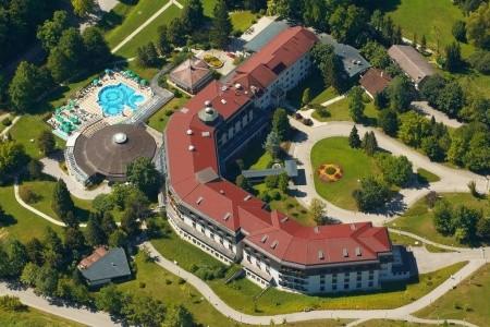 Hotel Vitarium - luxusní dovolená