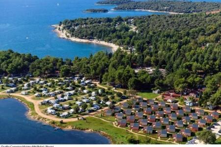 Camping Maistra Mh Polari, Chorvatsko, Istrie