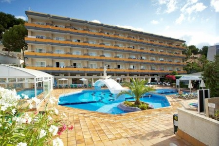 Hotel Sunna Park - letecky all inclusive